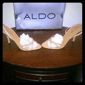Aldo T-strap sandal
